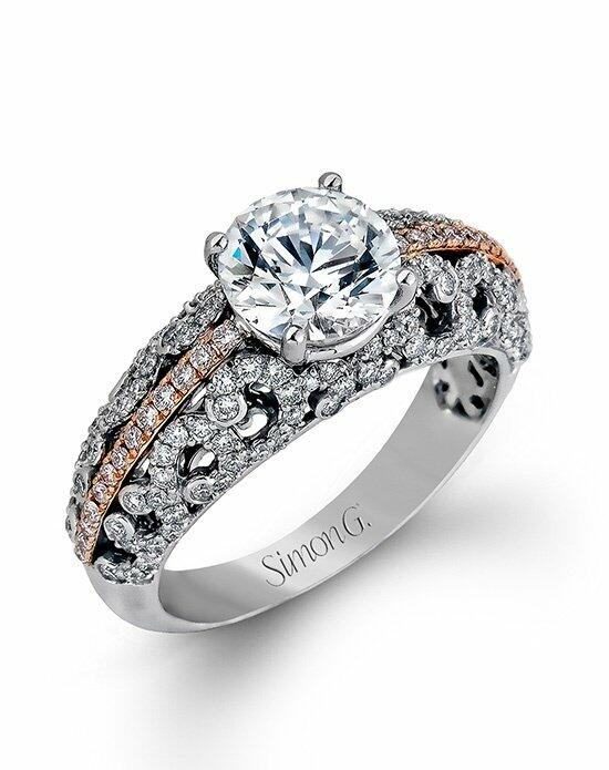 Simon G. Jewelry DR318 Engagement Ring photo