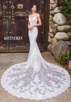 KITTYCHEN ABBY, H1962 Sheath Wedding Dress