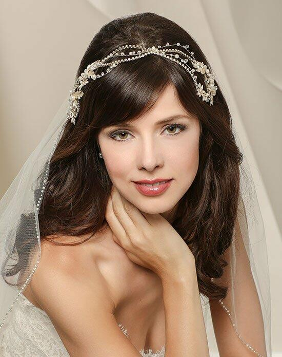 Bel Aire Bridal 6536 Wedding Headbands photo