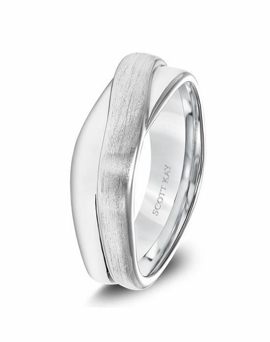 Scott Kay G4048C8 Wedding Ring photo