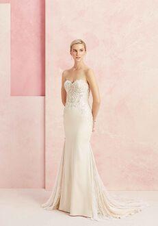 Beloved by Casablanca Bridal BL224 Confidence Sheath Wedding Dress
