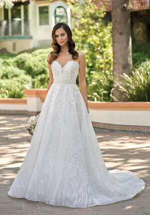 Jasmine Couture T212011 Ball Gown Wedding Dress