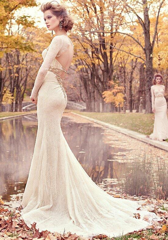 Lazaro 3512 Wedding Dress photo