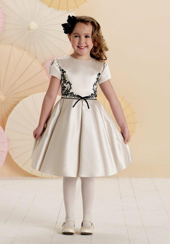 Joan Calabrese by Mon Cheri 214385 Flower Girl Dress photo