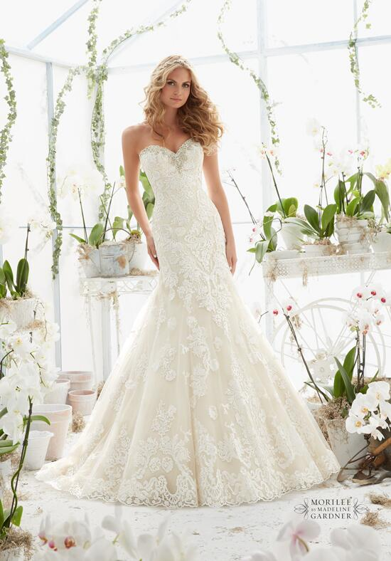 Mori Lee by Madeline Gardner 2817 Wedding Dress photo