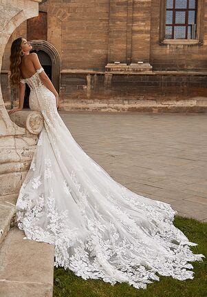 Moonlight Couture H1466 Mermaid Wedding Dress