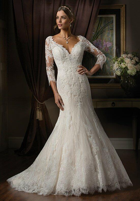 Jasmine Couture T172002 Wedding Dress photo