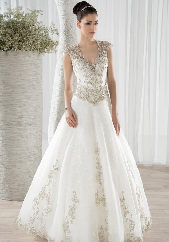 Demetrios 645 Wedding Dress photo