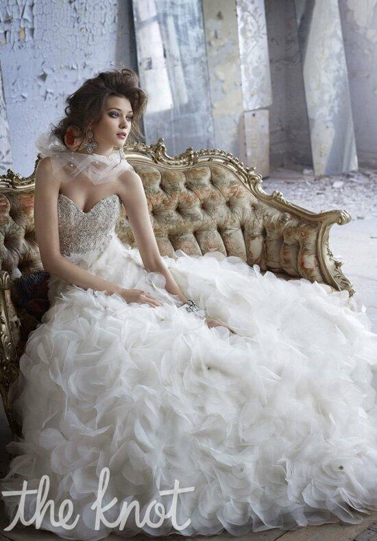 Lazaro 3161 Wedding Dress photo