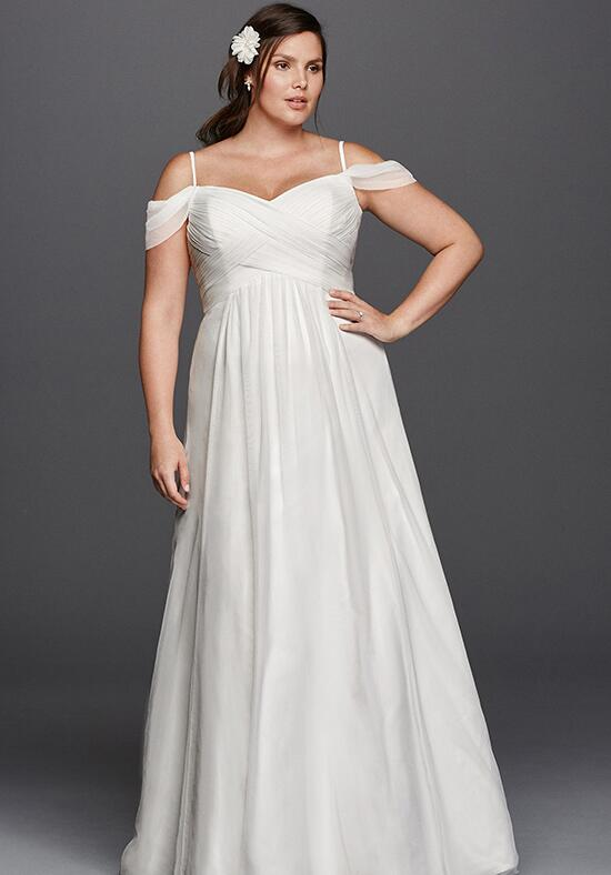 David's Bridal Galina Style 9WG3779 Wedding Dress photo