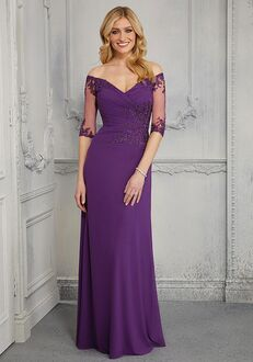 MGNY 72411 Mother Of The Bride Dress