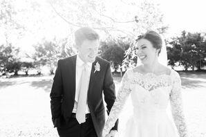 Heirloom Lace Wedding Dress