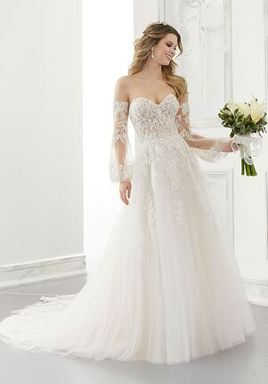Morilee by Madeline Gardner Antonella A-Line Wedding Dress