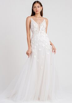 Jenny by Jenny Yoo Frances A-Line Wedding Dress