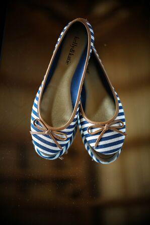 Preppy Ballet Flats