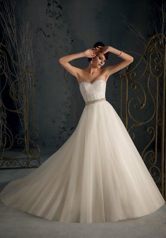 Blu by Madeline Gardner 5162 Wedding Dress photo