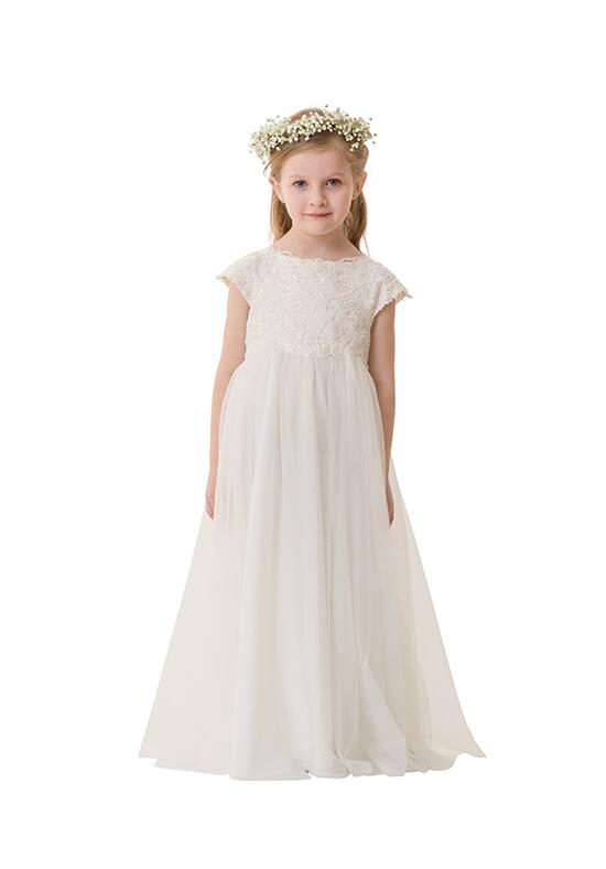 Bari Jay Flower Girls F5316 Flower Girl Dress photo