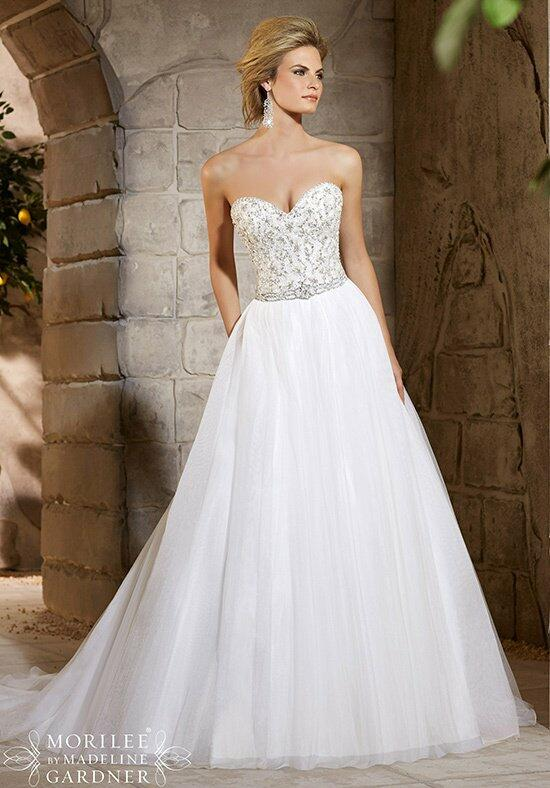 Mori Lee by Madeline Gardner 2775 Wedding Dress photo