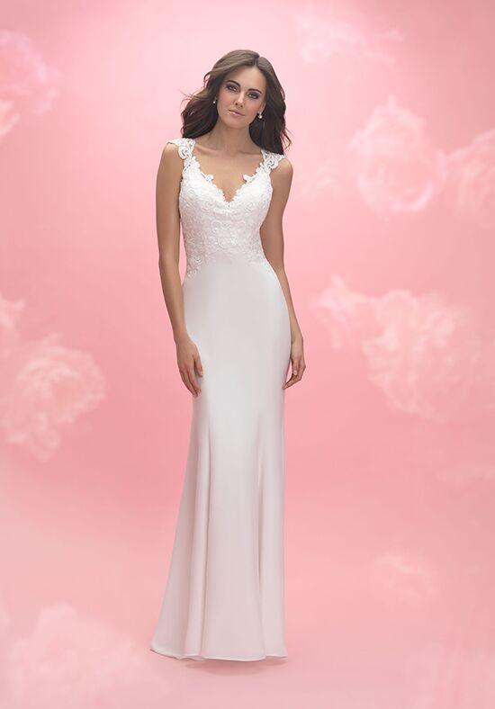 Allure Romance 3058 Sheath Wedding Dress