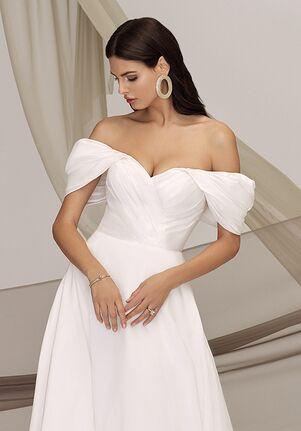 Justin Alexander Signature Harlem Ball Gown Wedding Dress