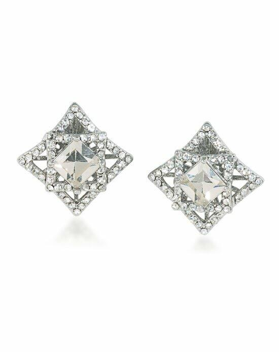 Carolee Jewelry CLC00019S100 Wedding Earrings photo