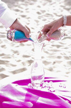 Sand-Unity Beach Ceremony