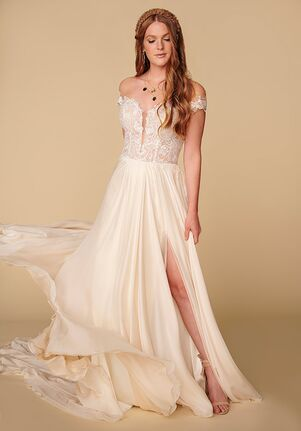 All Who Wander Finn Sheath Wedding Dress