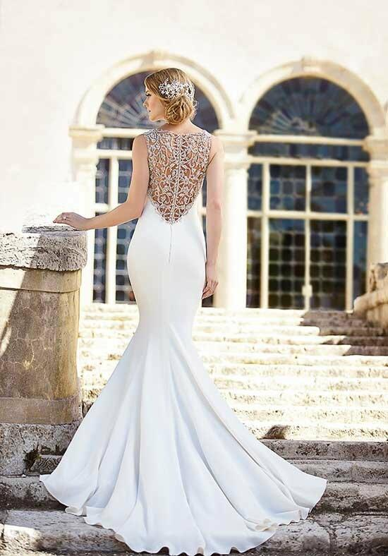 Martina Liana 728 Wedding Dress photo