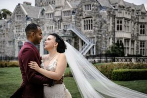 Harry Potter-Inspired Wedding at Hempstead House in New York