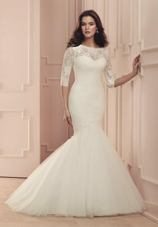 Paloma Blanca 4512 Wedding Dress photo