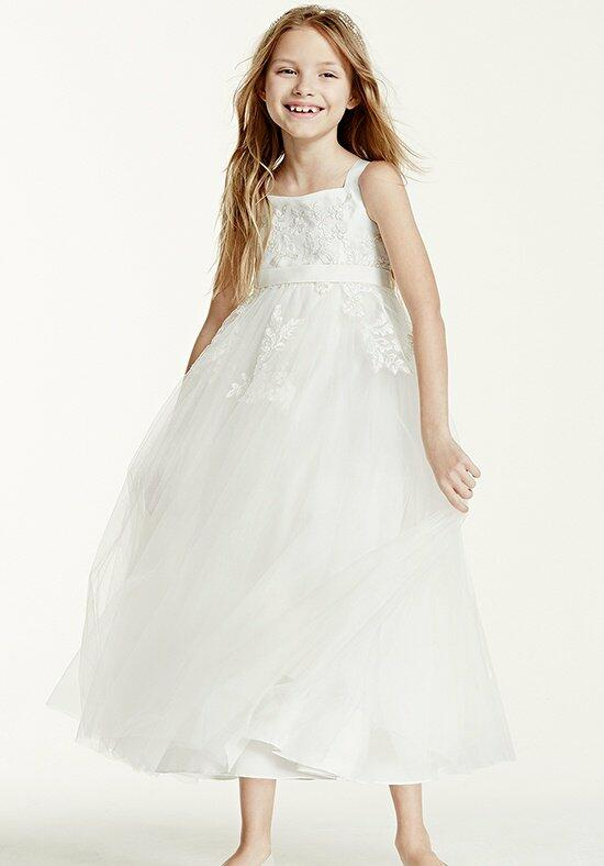 David's Bridal Juniors FG3666 Flower Girl Dress photo