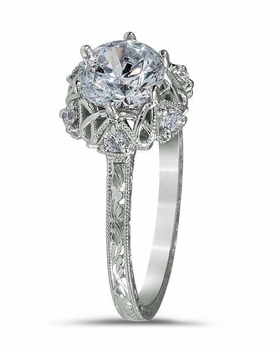 Daviani Love Links Collection DCR1067 Engagement Ring photo