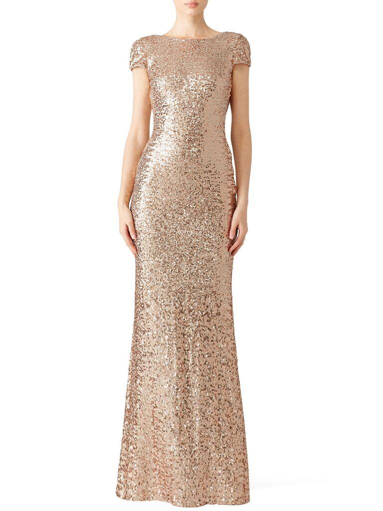 Badgley Mischka Award Winner gown