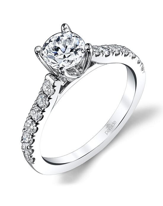 Parade Design Style R3667 from the Classic Collection Engagement Ring photo
