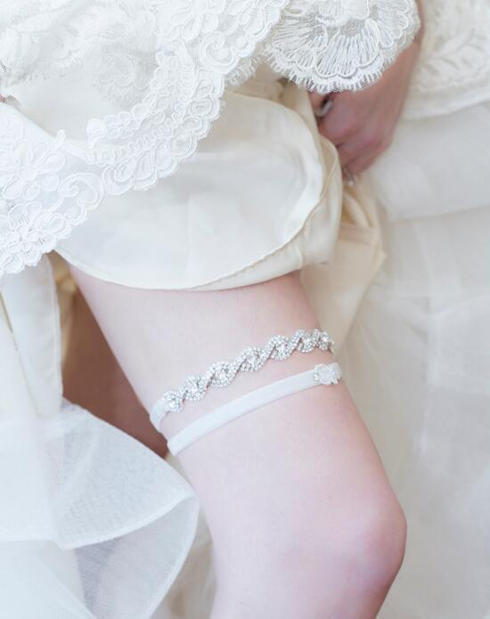 Alisa Brides Lana Garter Set Wedding Lingerie photo