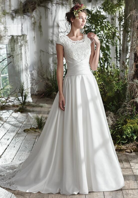 Maggie Sottero Jill Wedding Dress photo