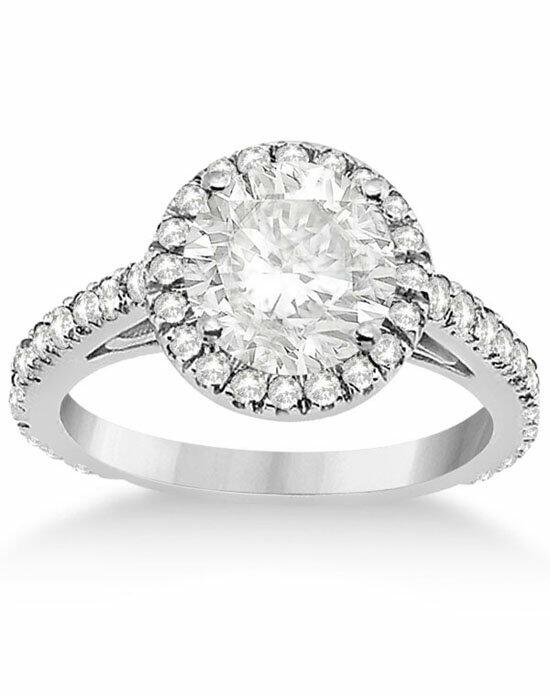 Allurez - Customized Rings U2261 Engagement Ring photo