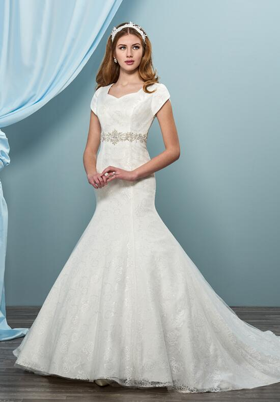 1 Wedding by Mary's Bridal 3Y621 Wedding Dress photo