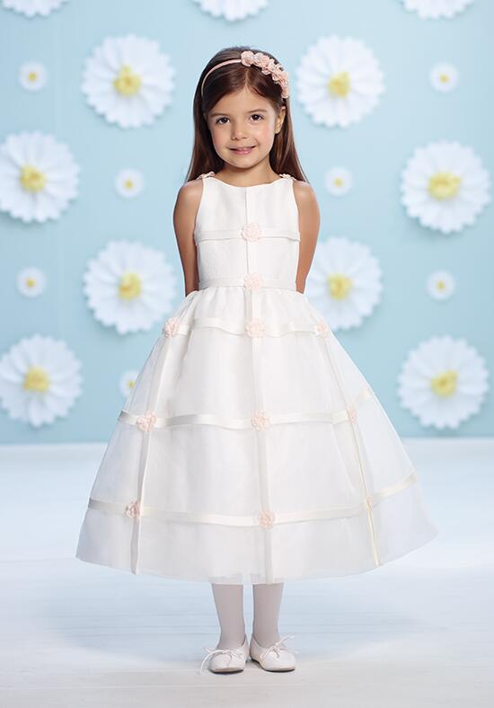 Joan Calabrese by Mon Cheri 116378 Flower Girl Dress photo