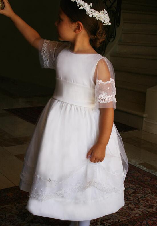 Isabel Garretón Splendid Flower Girl Dress photo