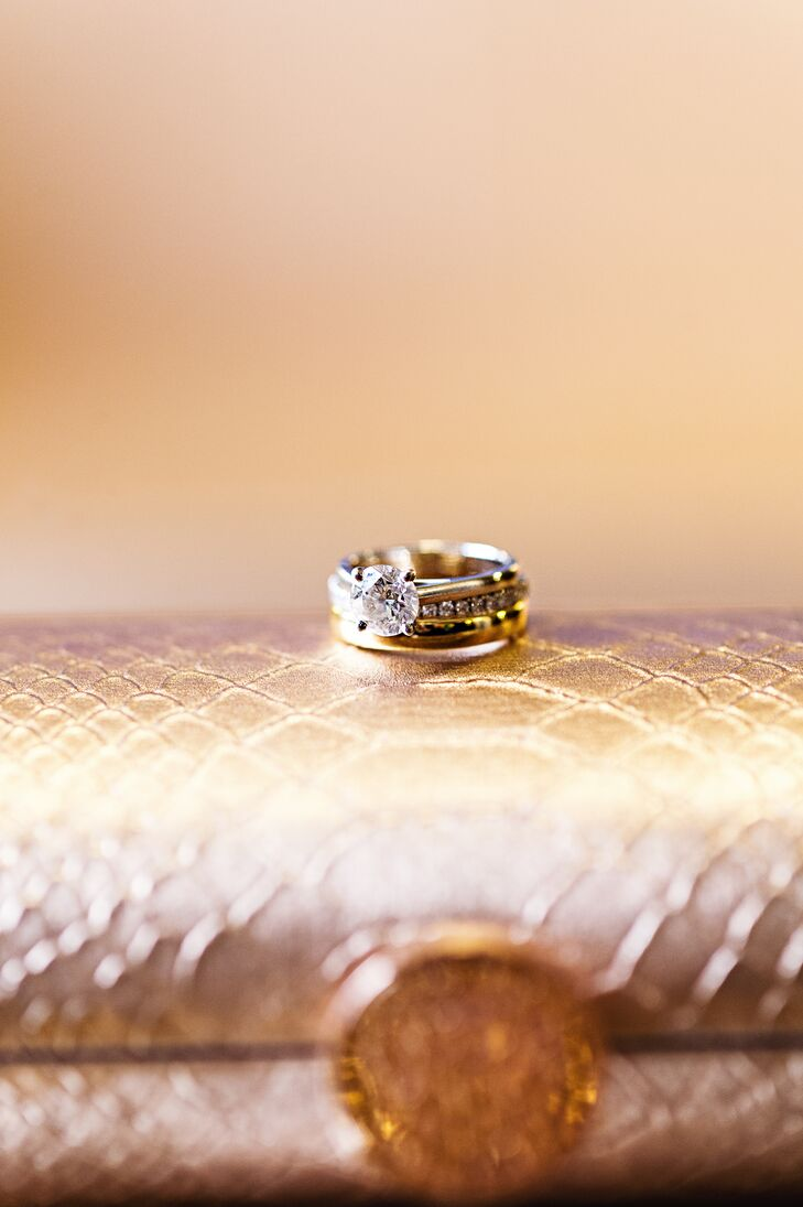 Classic Round-Cut Solitaire Diamond Engagement Ring