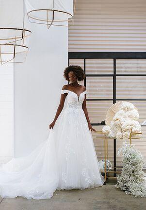 Essense of Australia D3314 Ball Gown Wedding Dress