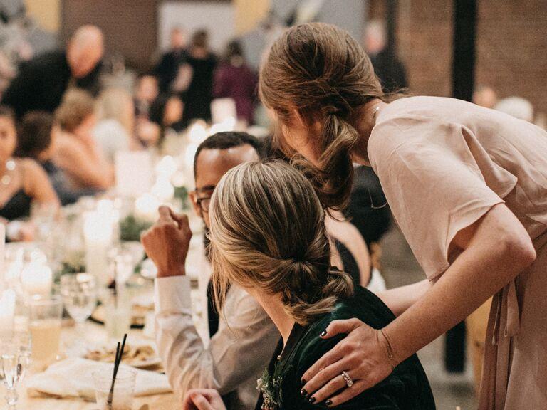 Wedding Guest Hairstyles Twisted Bun