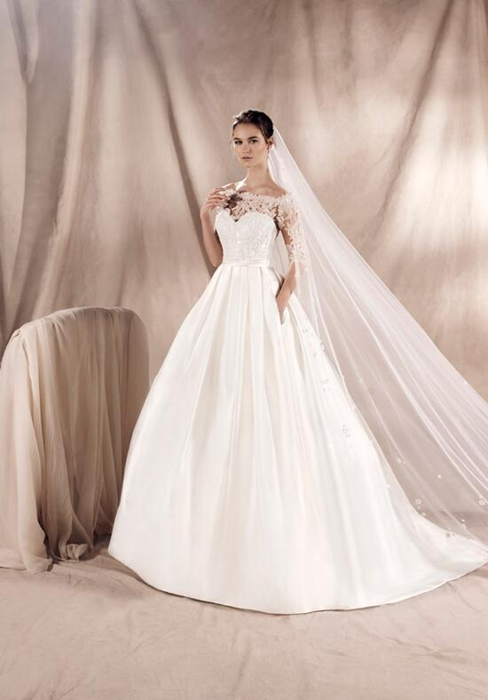 WHITE ONE YAIZA Wedding Dress photo