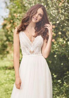 Lillian West 66122 A-Line Wedding Dress