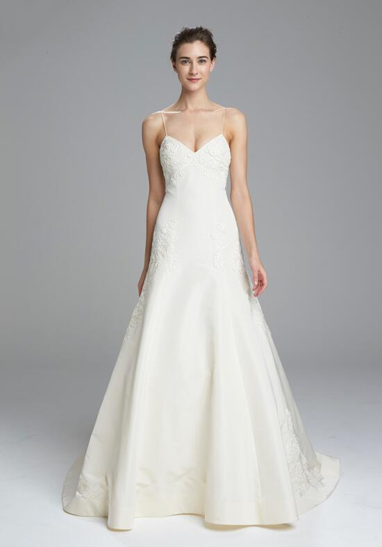 Amsale Raven Wedding Dress photo