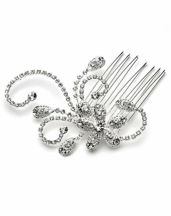 USABride Kate Rhinestone comb TC-2049 Wedding Pins, Combs + Clips photo