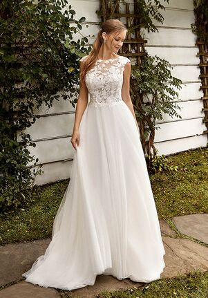 Sincerity Bridal 44272 A-Line Wedding Dress