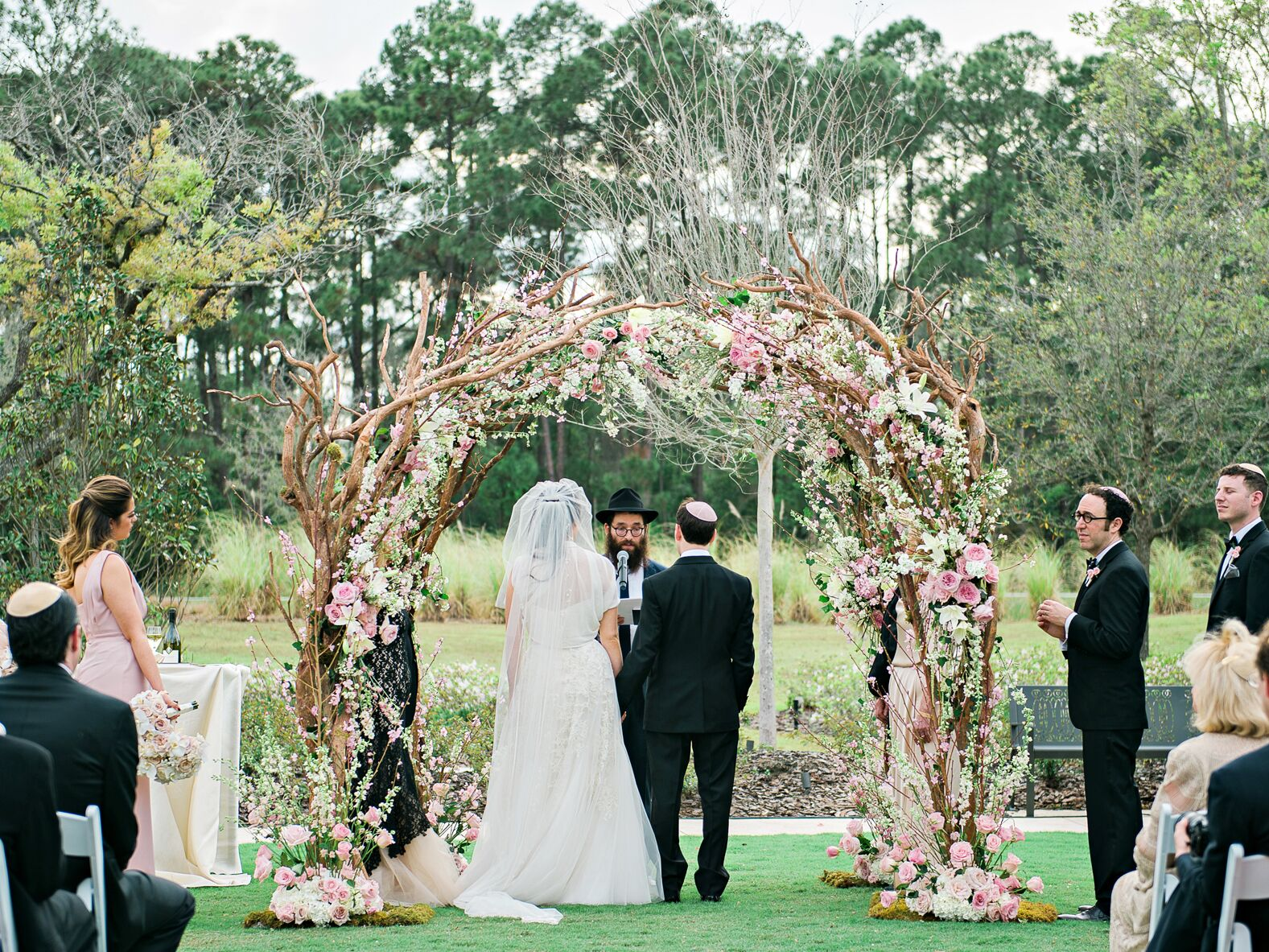 Jewish Wedding Ceremony: Jewish Processionals, Recessionals & Seating