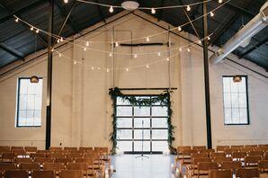 Wedding at at PAIKKA in St. Paul, Minnesota